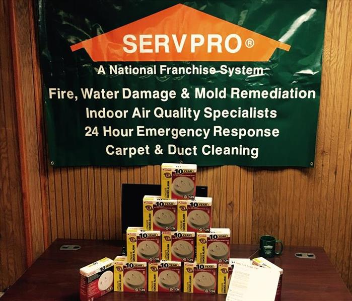 Community How SERVPRO is Helping Wichita's Fire Safety.